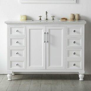 Purchase Pondella 48 Single Bathroom Vanity ByGracie Oaks