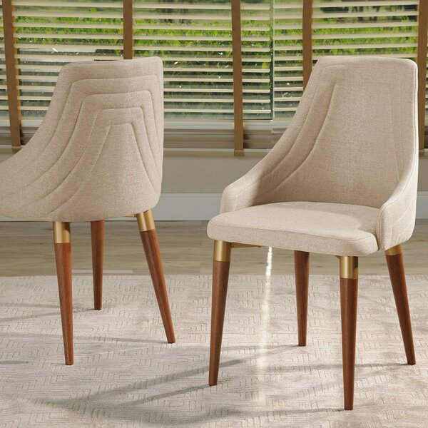 Lemington Upholstered Dining Chair by George Oliver