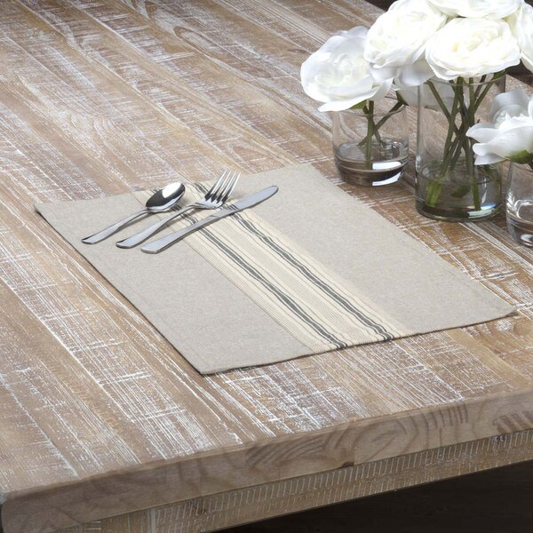 Surikova Placemat (Set of 6) by August Grove