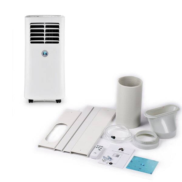 8,000 BTU Energy Star Portable Air Conditioner with Remote by JHS