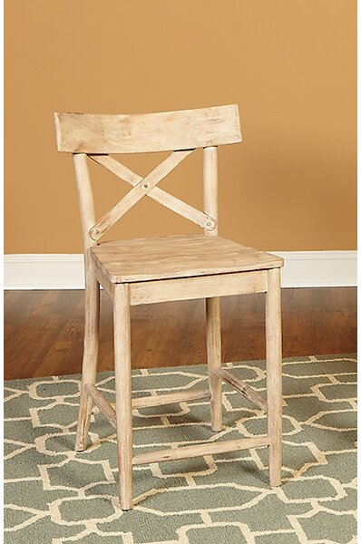 Dupre 24 Counter Bar Stool by One Allium Way