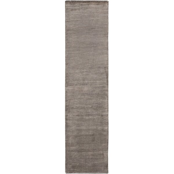 Gilkey Charcoal/Light Gray Area Rug by Brayden Studio