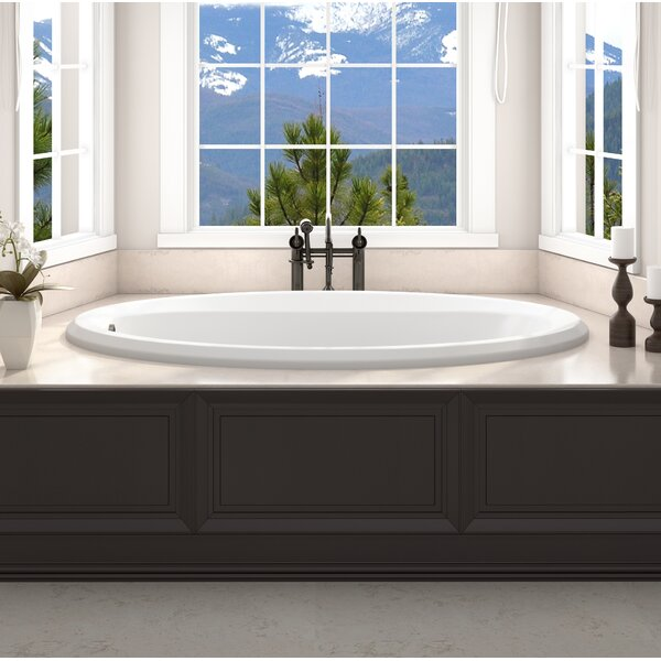 Signature® 60 x 36 Drop In Bathtub by Jacuzzi®