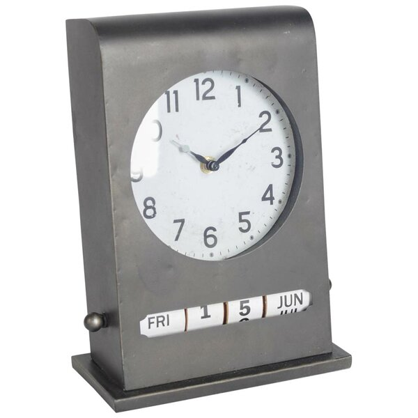Desk Clock by Williston Forge