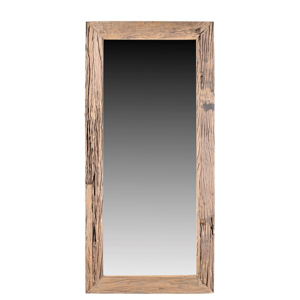 Rectangle Reclaimed Accent Wall Mirror by Union Rustic