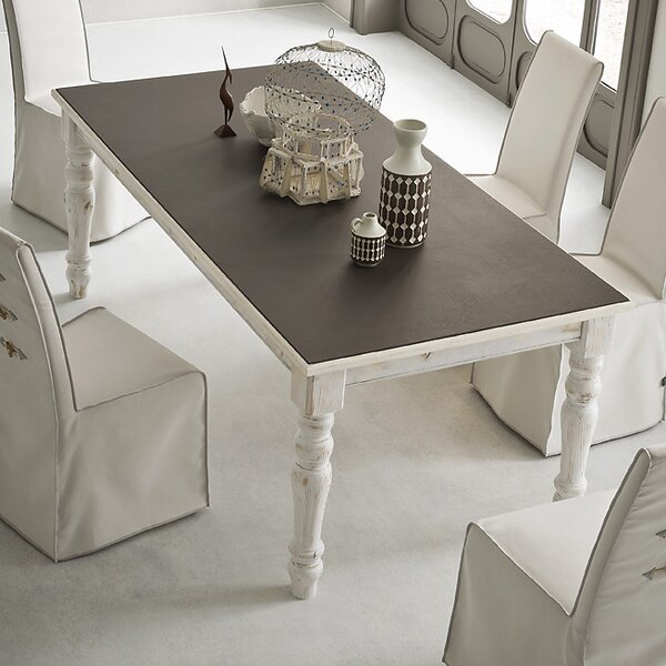 Pasha Vintage Dining Table by YumanMod