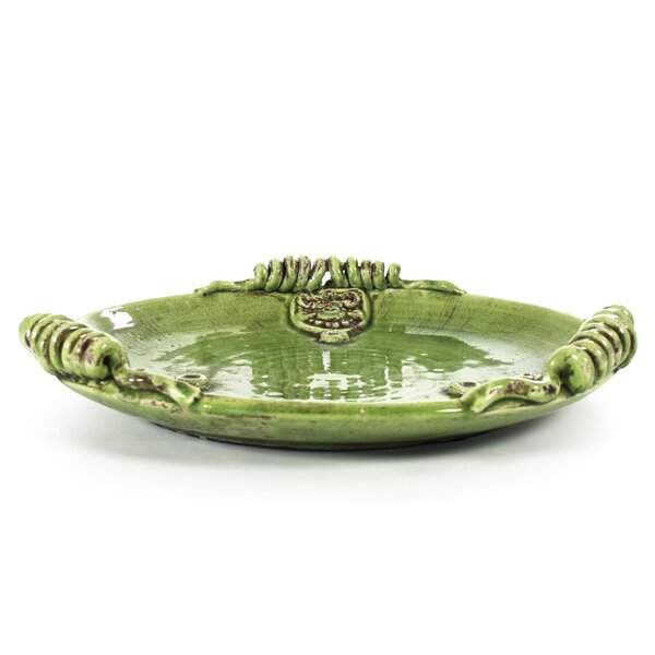 Pottery Platter by Zentique