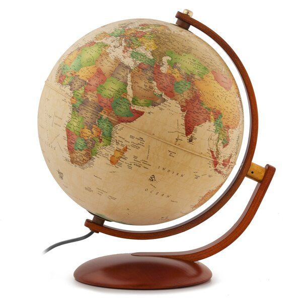 Decorative Floor Stand Globe by Darby Home Co