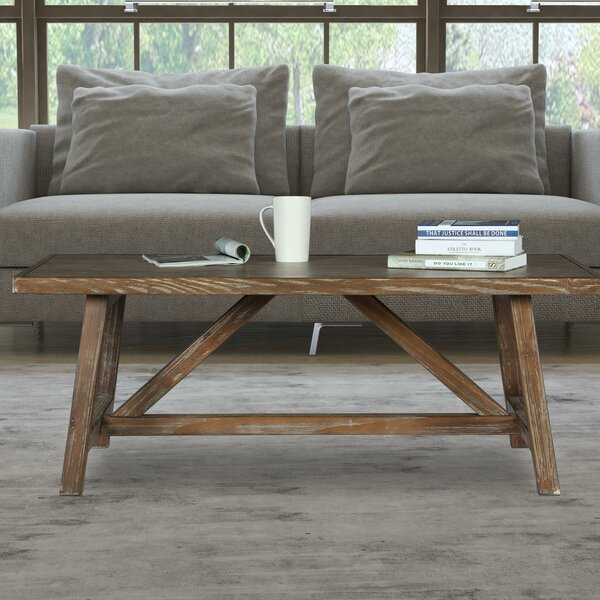 Wilfong Coffee Table by Loon Peak