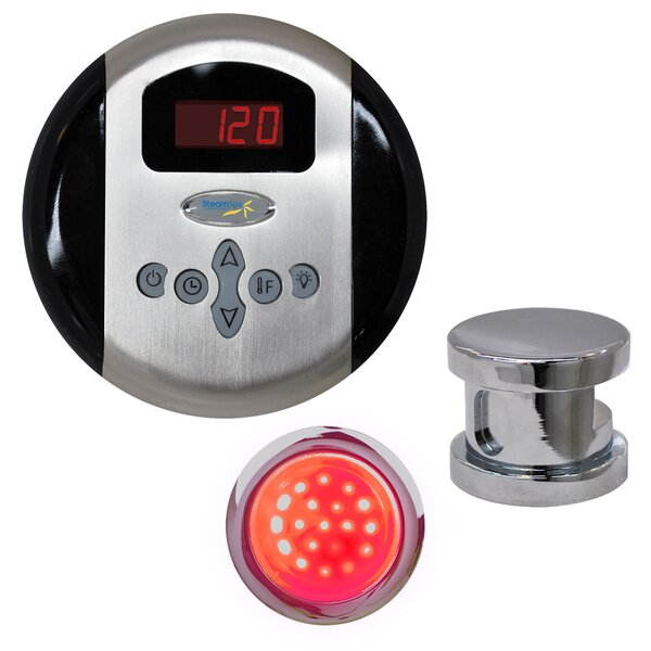 SteamSpa Indulgence Control Kit by Steam Spa