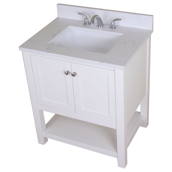 Shawnette 30 Single Bathroom Vanity Set by Darby Home Co