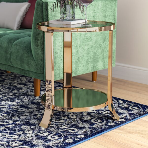 Marion End Table By Rosdorf Park