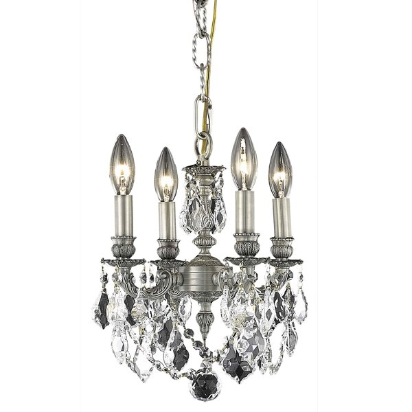 Downes 4-Light Candle Style Chandelier by Astoria Grand