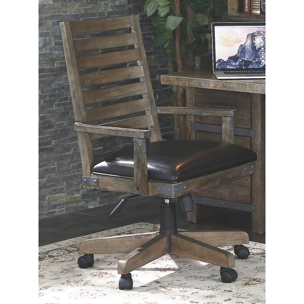 Enzo Bankers Chair by Turnkey Products LLC