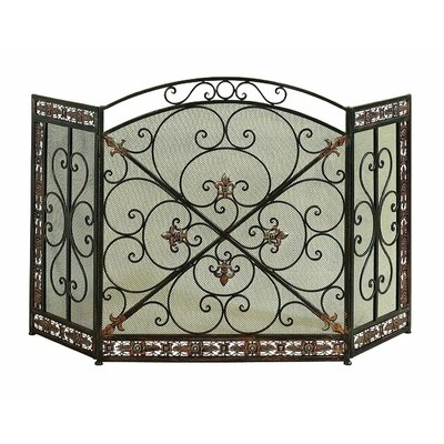 Fireplace Screens Amp Doors You Ll Love Wayfair