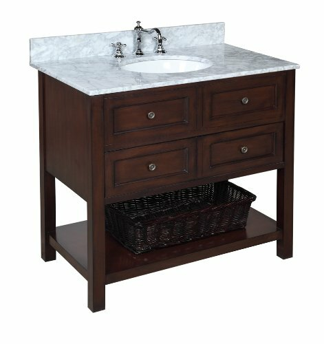 New Yorker 36 Single Bathroom Vanity Set by Kitche