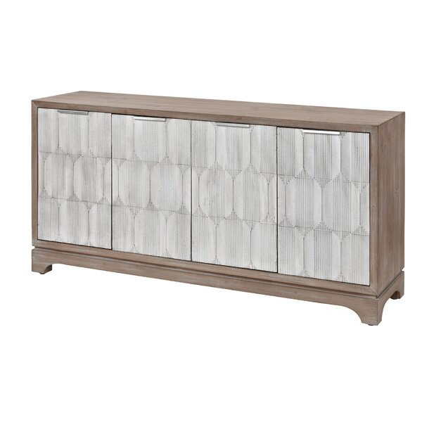 Ricky Credenza by Rosecliff Heights