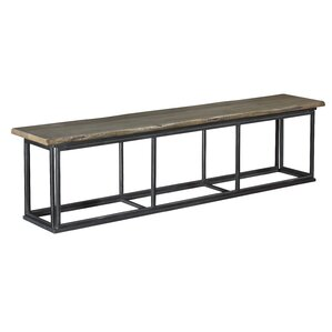 Henry Gaveau Metal Bench by French Heritage