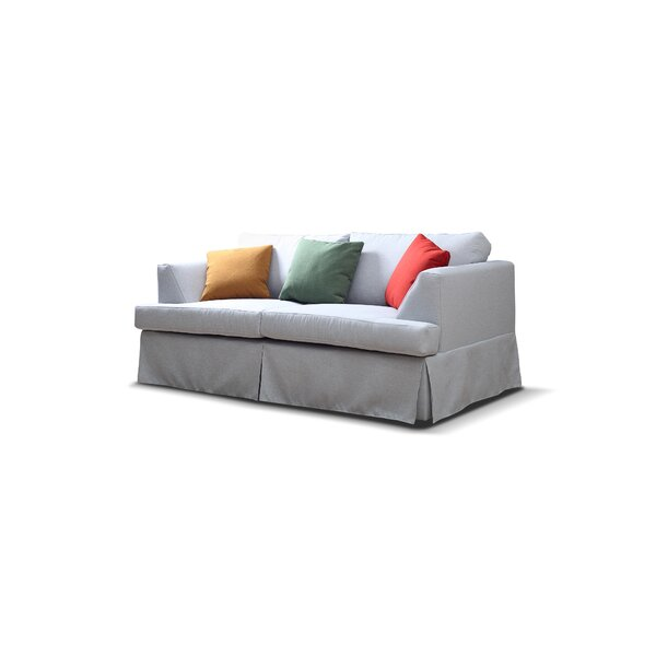 Pickett Loveseat by Rosecliff Heights