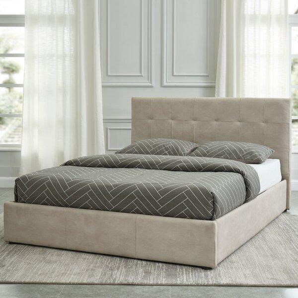 Merida Queen Upholstered Storage Platform Bed by Latitude Run