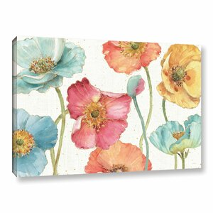 Spring Softies I Painting Print on Wrapped Canvas by Winston Porter