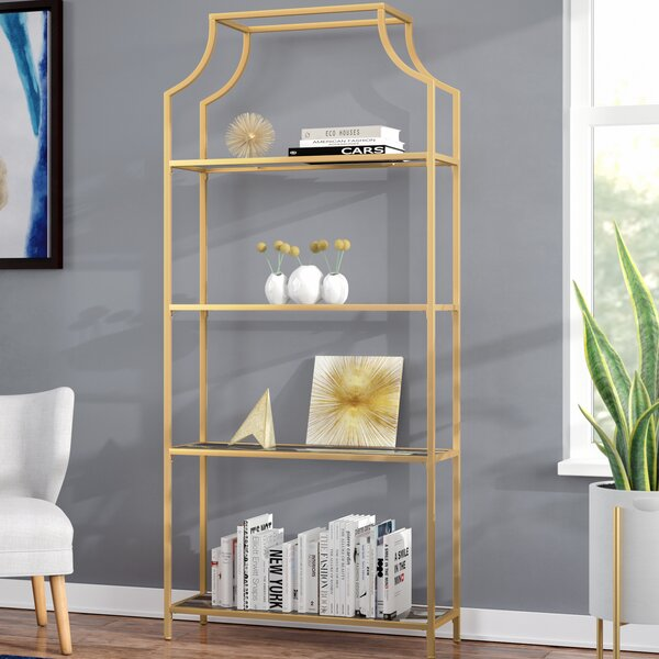 Timblin Etagere Bookcase by Wade Logan