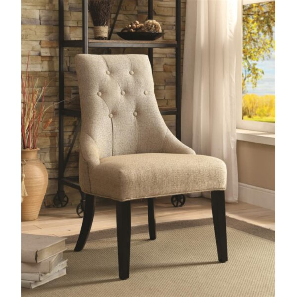 Jolie Side Chair by Ophelia & Co.