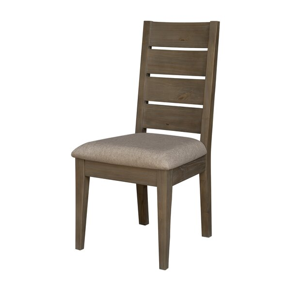Ezechias Upholstered Dining Chair (Set Of 2) By Gracie Oaks