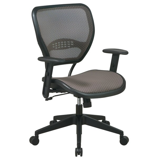 Space Mid-Back Desk Chair by Office Star Products