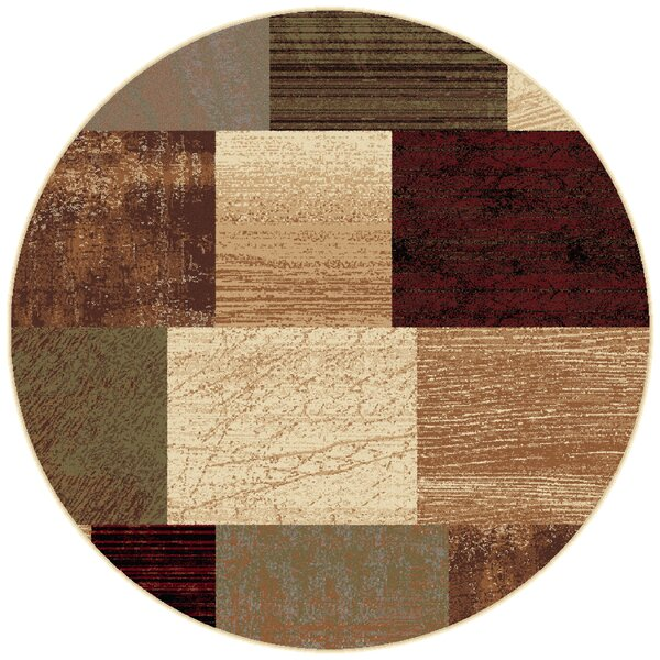 Colette Brown Area Rug by Latitude Run