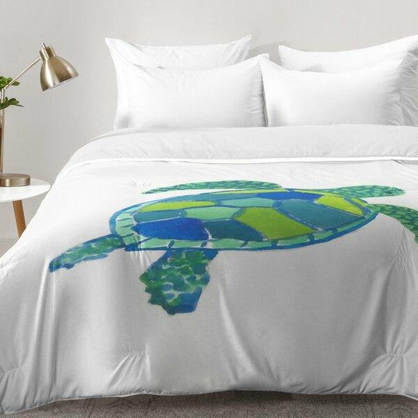 Sea Turtle Comforter Set