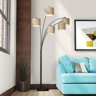 Purchase Presley 82 Antique Bronze Tree Floor Lamp By Brayden Studio