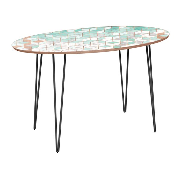 Gowins Dining Table by Bungalow Rose