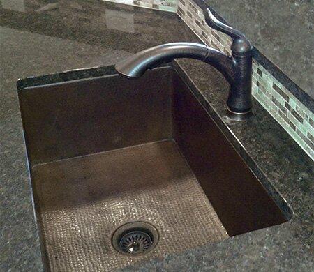 Guadalajara 33 L x 22 W Kitchen Sink by Novatto