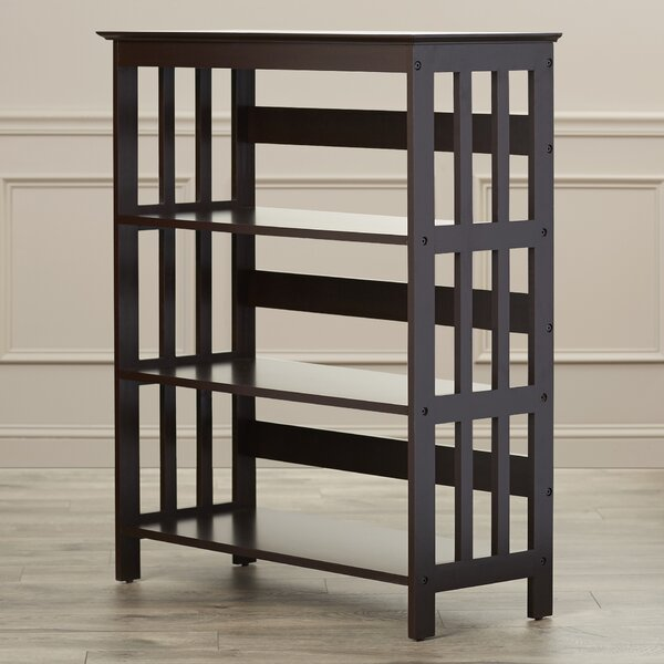 Julius Etagere Bookcase By Charlton Home