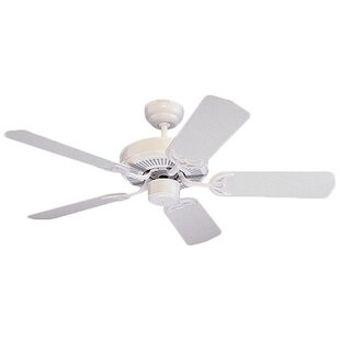 Affordable Price 42 Desouza 5 Blade Ceiling Fan By Mercury Row
