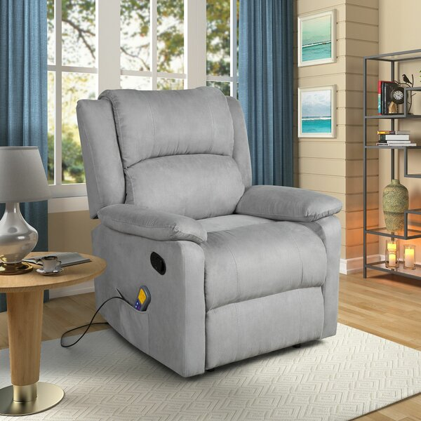 Review Power Reclining Heated Full Body Massage Chair