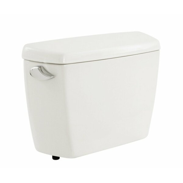 Carusoe Insulated 1.6 GPF Toilet Tank by Toto