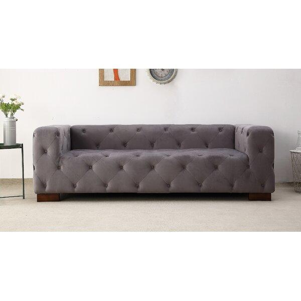 Lippa Chesterfield Sofa by Mercer41