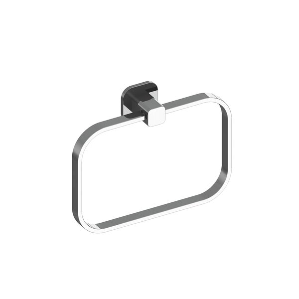 Deva Wall Mounted Towel Ring by WS Bath Collections