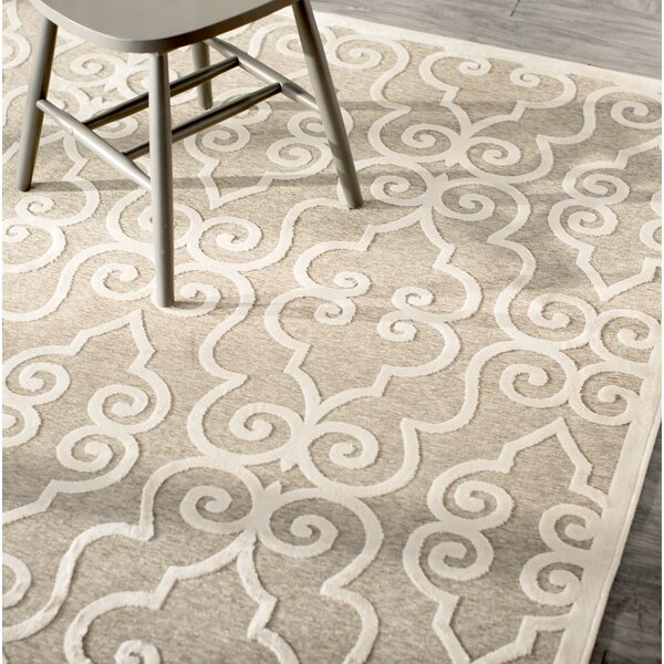 Robicheaux Grey Area Rug by Lark Manor