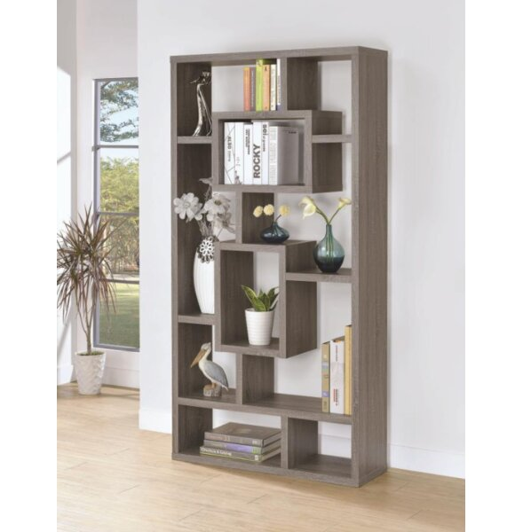 Hambrick Standard Bookcase by Orren Ellis