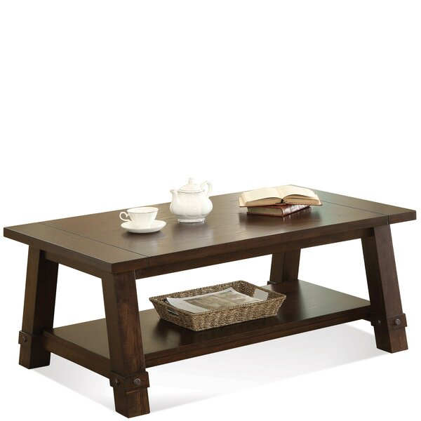 Vanleuven Coffee Table by Millwood Pines