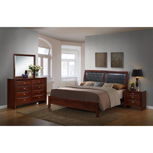 Plumcreek Panel 4 Piece Bedroom Set by Red Barrel Studio