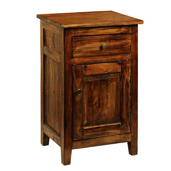 Drogo End Table by Antique Revival