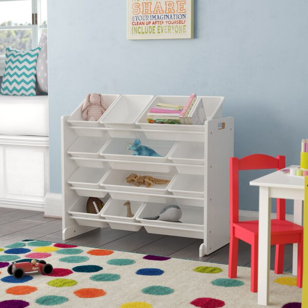 Everton Kids Storage Toy Organizer by Harriet Bee