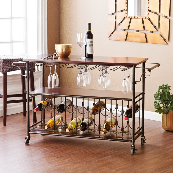 Dalton Bar Cart by Wildon Home Wildon Home®