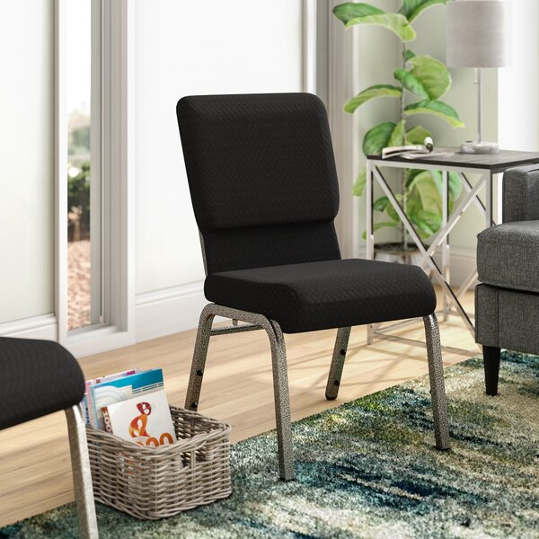 Jackston Stacking Arm Guest Chair by Zipcode Design