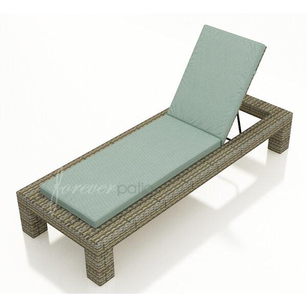 Hampton Chaise Lounge with Cushion