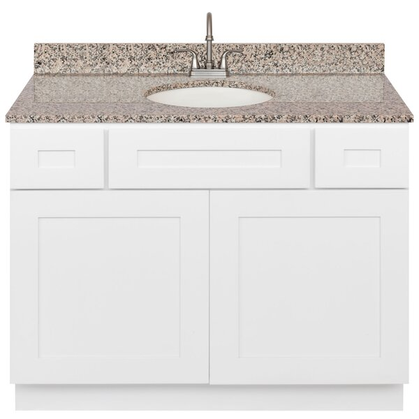 Stonebraker 42 Single Bathroom Vanity Set by Winston Porter